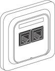 Eljo Trend Modularuttag LexCom Office