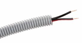 Flexrör med LED-kabel RQUB