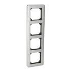 Schneider Exxact Ram Solid Borstad stål