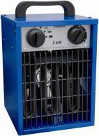 Malmbergs 2kW 230V IP44 värmefläkt
