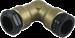 PEM-KOPPLING VINKEL16X16 METALL