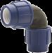PP-PEM-KOPPLING VIN- KEL 16X16 PLAST