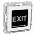 Schneider Exxact LED ljussignal m symbol