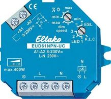 Eltako Dosdimmer UNI + LED EUD61NPN-UC