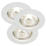 Nordlux Solid 3-Kit Downlights