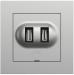 Elko Plus USB-uttag