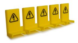 Beröringsskydd 5-moduler