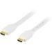 Deltaco Platt HDMI kabel v1.4