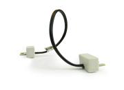 Xerolight Rosanna N H-Connection Wire 15cm(skarvsladd för att sätta ihop flera rosanna)