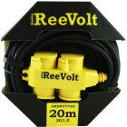 ReeVolt Grenuttag 4-V REVE 3G1.5