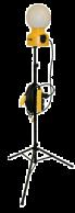 Stativpaket med 42W King Arbetsbelysning och grenuttag