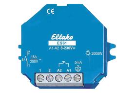 Elektroniskt impulsrelä ES61 1-POL VXL