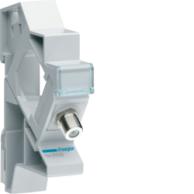 Hager Antenuttag i modulutf�rande TN010S