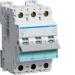 Hager Dvärgbrytare med C-karakteristik 10kA Skruvkoppling