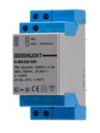 Designlight D-MA350 DIN Driver 350mA