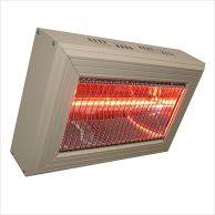 Heatlight Halogenvärmare HLQ15 Vit 1500W