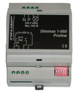 Dimmax Pro Line, DIN-dimmer