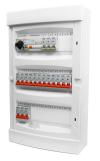 Rogy Förmonterad Normcentral 36 modulers