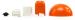 Lampset utan kabel | Orange