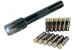 Ansmann X-Power LED inkl. 12 batterier