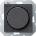 System 55 Biapparat f�r Universaldimmer 1176