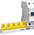 Hager Ber�ringsskydd 5 Moduler