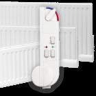 Pax Oljefyllda elradiatorer 400V
