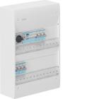 Hager Färdigmonterad Normcentral Quick Connect