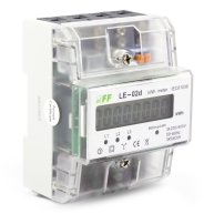 Energim�tare 63A 3-fas 800imp/KwH 4-mod