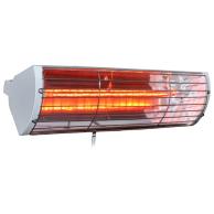 Heatlight Halogenv�rmare VLRW15 Aluminium 1500W