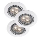 Nordlux Recess 3-kit LED Downlights