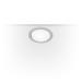 Xerolight LED Downlight Slim line 3W 6mm 350mA Dimbar