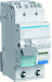 Hager  Personskyddsbrytare 1P+N 6kA 10-30mA C-karaktäristik QuickConnect
