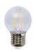 Star LED Dekoration Filament/Gl�dtr�d 230V LED E27