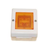 Elko Strömställare 1-pol imp UTP IP55 med ljus