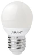 Airam Megaman Klotlampa 4W LED P45 E27, 2-pack