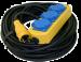 Grenuttag 3-v�gs med lock H07R2-F 3G1,5