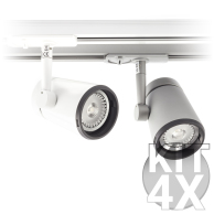 Xerolight Derby Spotline Set 4x50W 1-fas
