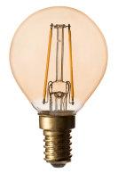 Airam Filament LED-Klot Antique 3W E14
