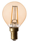 Airam Filament LED-Klot Antique 3W E14