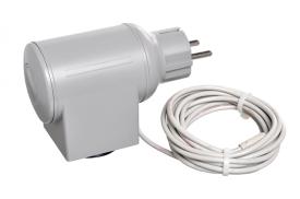 Ebeco Frostvakt Control IP44 3m givarkabel, stickpropp