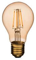 Airam Filament LED-Normal A60 Antique 4W E27