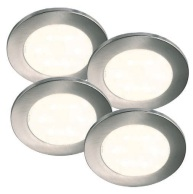 Nordlux Lismore Downlight 4-Kit