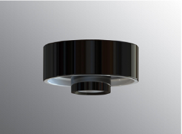 ifö sockel svart E27 IP20 max 75W för G99mm kupor
