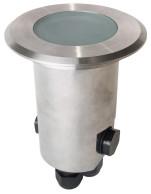 Airam HOLM IP65 6W LED stål