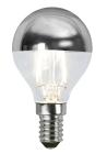 Star Trading Toppförspeglad E14 Klot LED