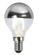 Toppförspeglad E14 Klot LED 140lm Star Trading
