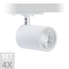 Xerolight Chester Spotline LED SET 4x8W 38°