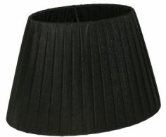 Oriva Lampskärm Organza 22cm oval