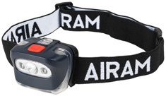 Airam LED Pannlampa 3W 200lm